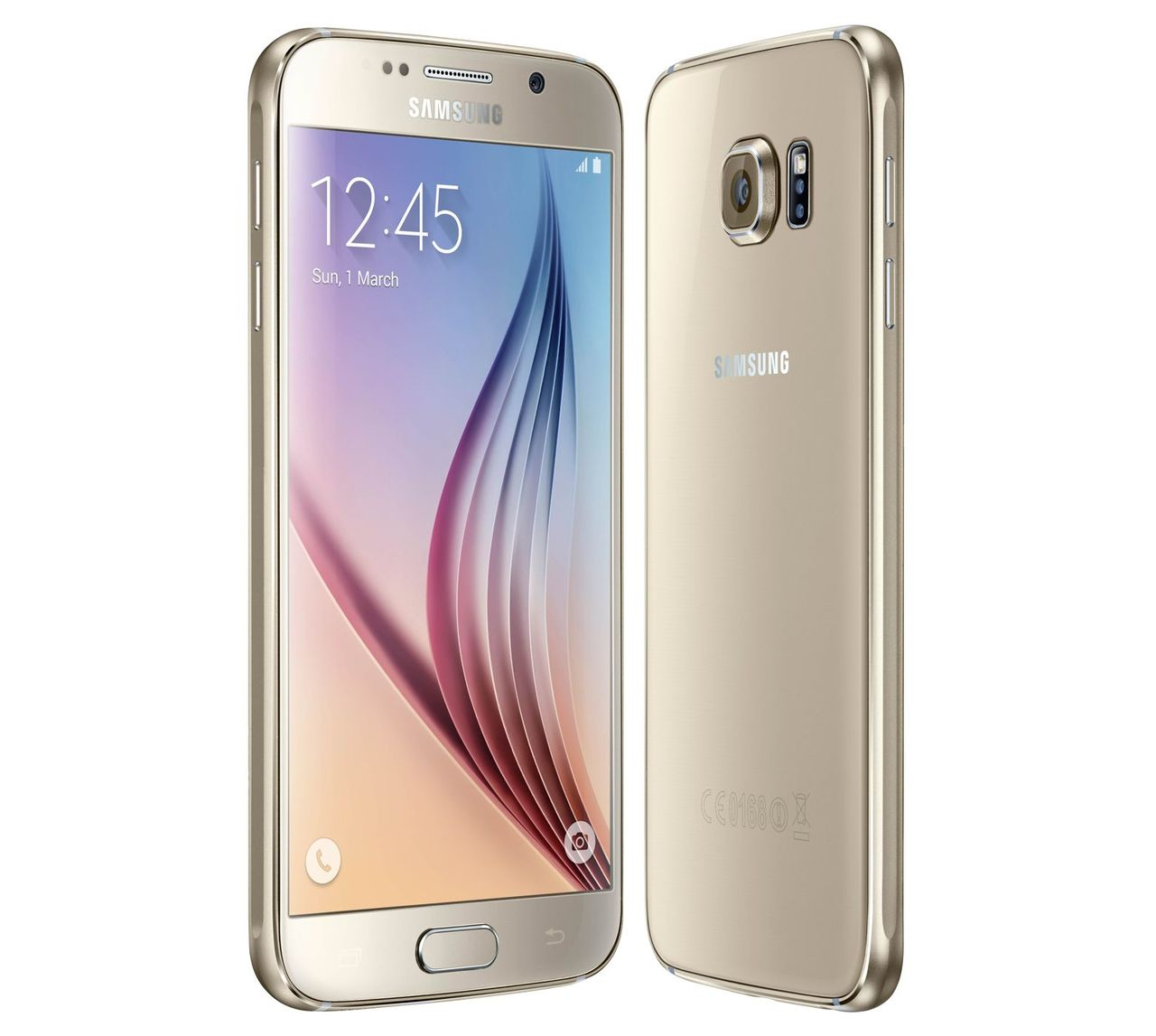 Samsung Galaxy S6 Gold (сток А)